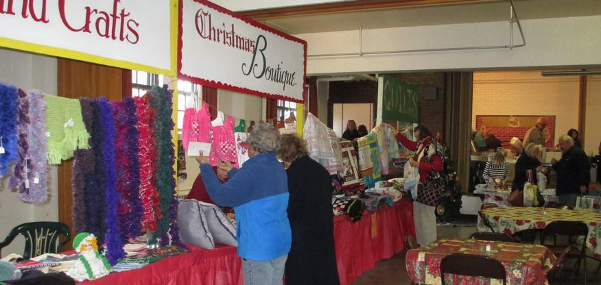 Christmas Fair - Crafts