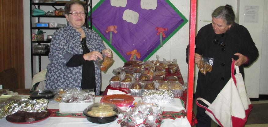 Christmas Fair - Bake Sale
